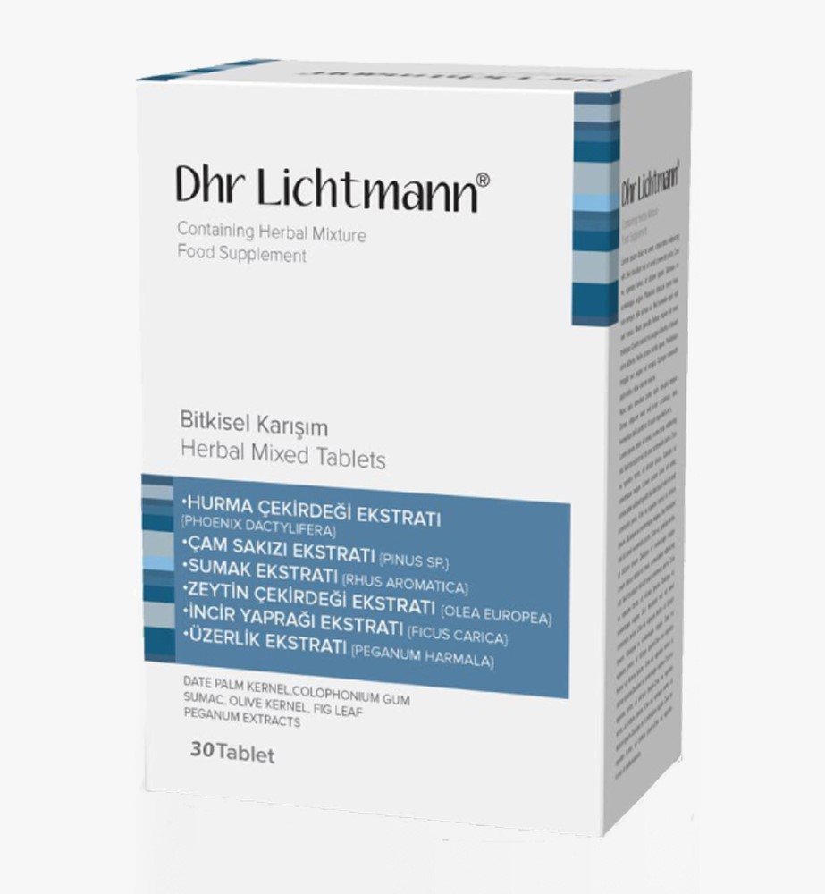 Photo of DHR Lichtmann
